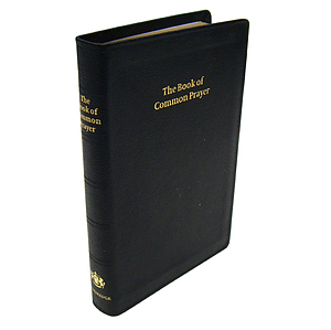 Book of Common Prayer Standard Edition : Black French Morocco Leather