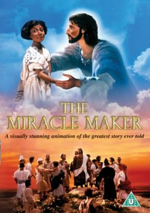 The Miracle Maker DVD