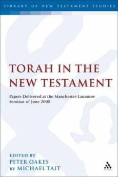 Torah in the New Testament