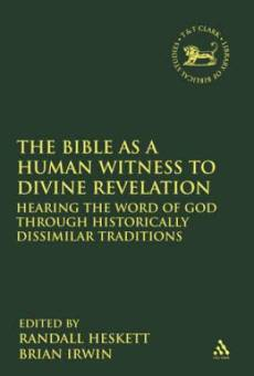 Bible As A Human Witness To Divine Revelation