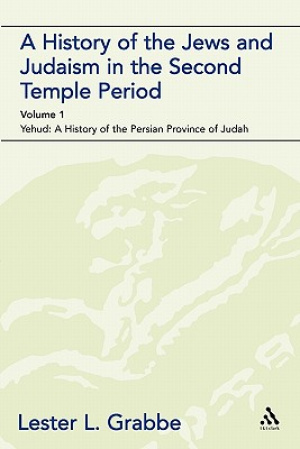 History of the Jews and Judaism in the Second