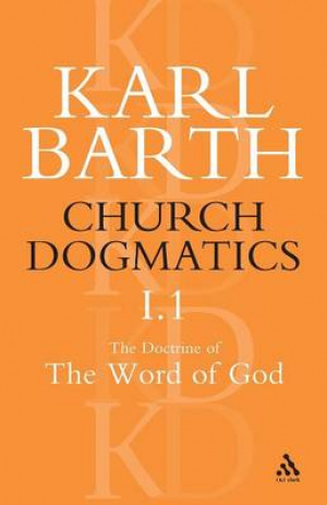 Doctrine Of The Word Of God Vol 1 Part 1