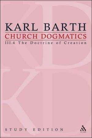 Church Dogmatics, Volume 19