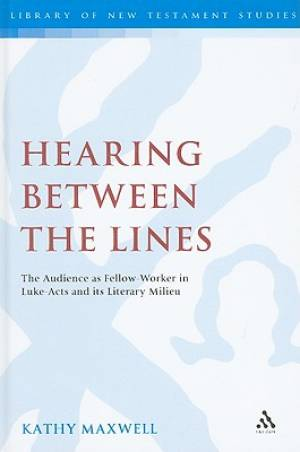 Hearing Between the Lines