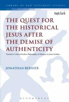 The Quest for the Historical Jesus After the Demise of Authenticity