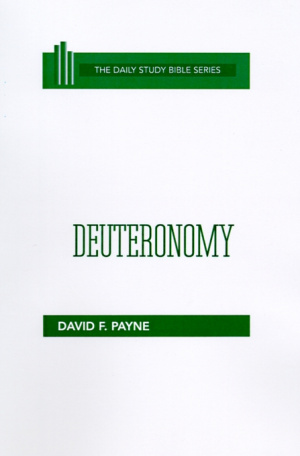 Deuteronomy : Daily Study Bible