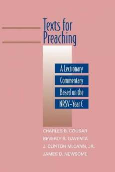 Texts for Preaching Year C