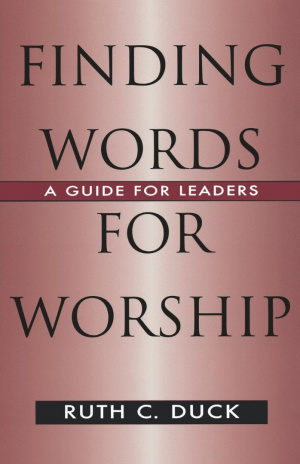 Finding Words For Worship