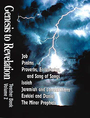 Genesis to Revelation - Job through Malachi Leader's Guide