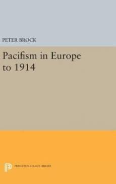 Pacifism in Europe to 1914