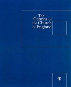The Canons of the Church of England
