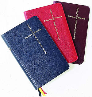 Common Worship: Presentation Edition, Navy Blue, Bonded Leather