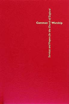 Common Worship: President's Edition Red Calfskin