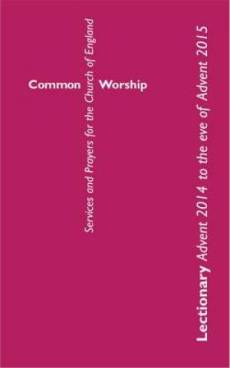 Common Worship Lectionary