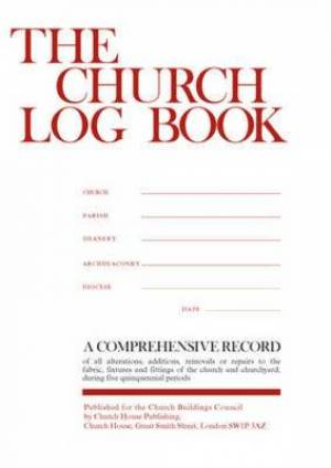The Church Log Book Loose Leaf Pages Only