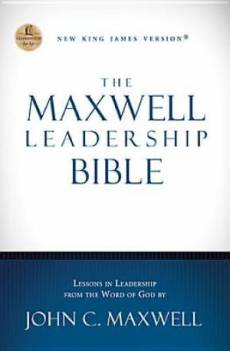 Maxwell Leadership Bible, Revised and Updated, Nkjv
