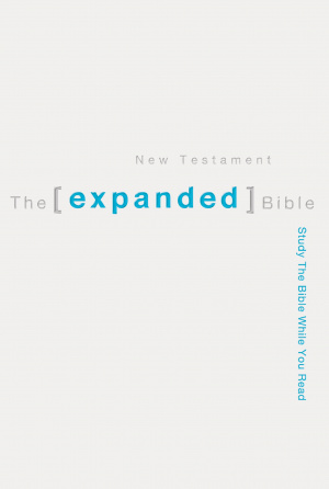 Expanded Bible New Testament: Paperback