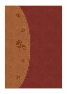 NKJV Woman's Study Bible: Chestnut Brown/Burgundy, LeatherSoft