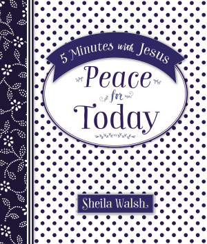 5 Minutes with Jesus: Peace for Today