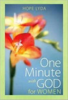 One Minute With God For Women Pb