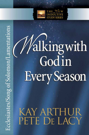 Walking With God In Every Season Pb