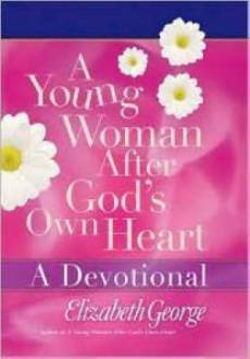 Young Woman After Gods Own Heart Devotio
