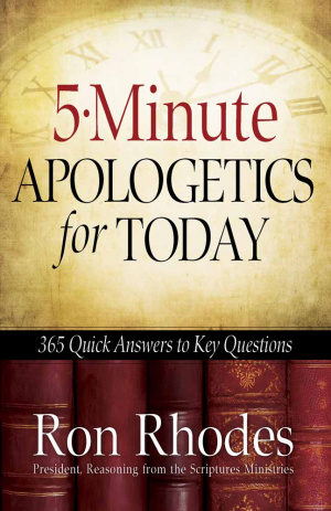 5 Minute Apologetics For Today Pb