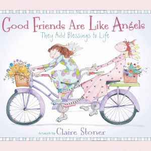 Good Friends Are Like Angels Hb