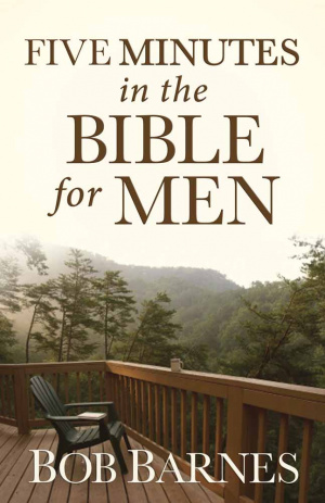 Five Minutes In The Bible For Men Pb