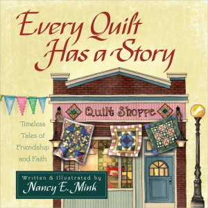 Every Quilt Has A Story Hb