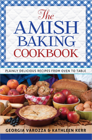 Amish Baking Cookbook The Spiral