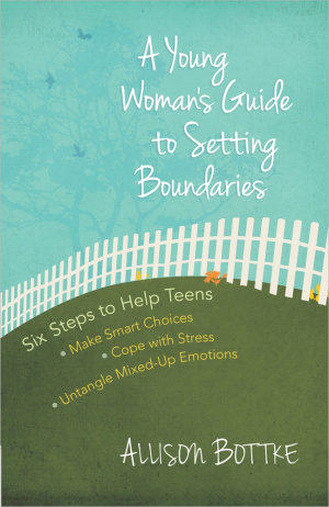 Young Womans Guide To Setting Boundaries