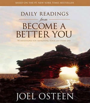 Become a Better You Daily Readings - Audio CD