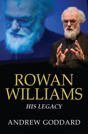 Rowan Williams His Legacy