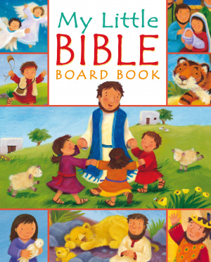My Little Bible Board Book