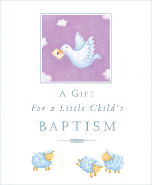 Gift for a Little Child's Baptism