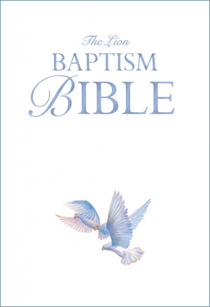 The Lion Baptism Bible