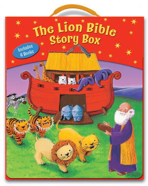 The Lion Bible Story Box