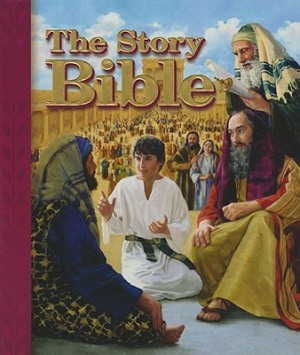 Story Bible : 130 Stories Of Gods Love
