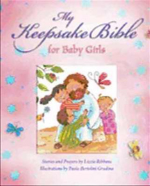 My Keepsake Bible   For Baby Girls (Pink)