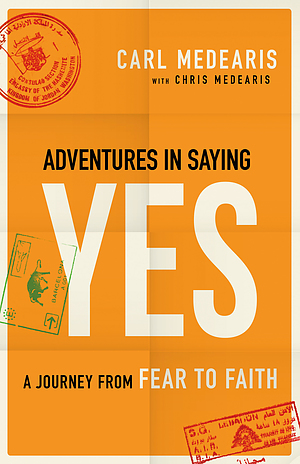 Adventures in Saying Yes