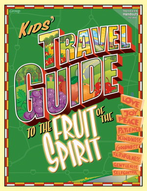 Kids Travel Guide To The Fruit Of The Sp