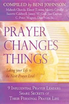 Prayer Changes Things Pb