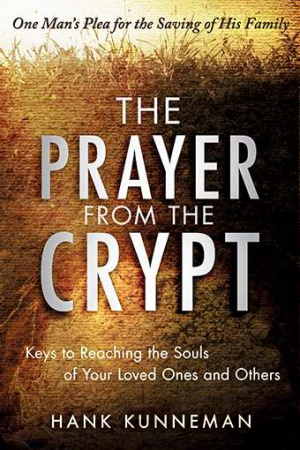 The Prayer From The Crypt Paperback Book