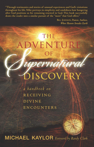 The Adventure Of Supernatural Discovery Paperback Book