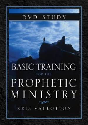 Basic Training For The Prophetic Ministry Dvd Study