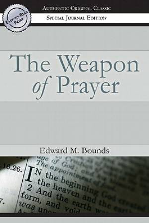 Weapon Of Prayer Easy To Read Pb