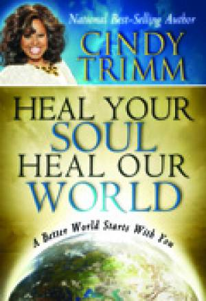 Heal Your Soul, Heal Our World Paperback Book