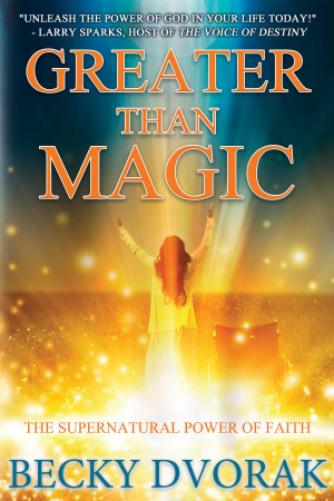 Greater Than Magic Paperback Book