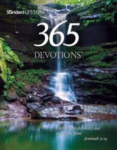 365 Devotions Pocket Edition - 2017